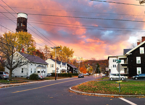 Post image for The Street in Easthampton | Picture Massachusetts