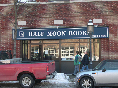 Post image for Half Moon Book | Picture Massachusetts