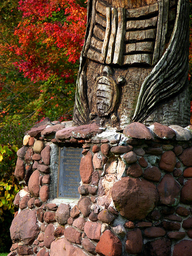 Post image for Indian Totem| Picture Massachusetts