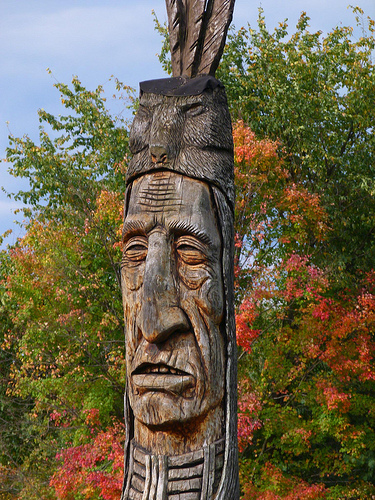 Post image for Native American Chief | Picture Massachusetts
