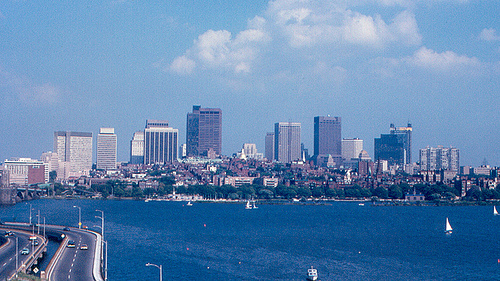 Post image for View of Boston from MIT | Picture Massachusetts