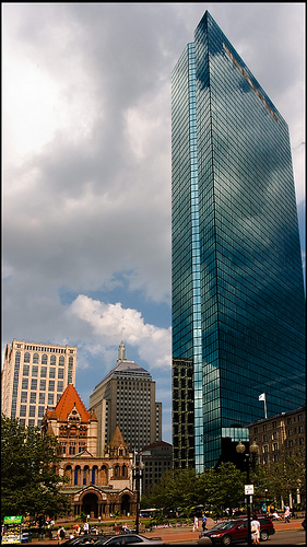 Post image for Copley Square | Picture Massachusetts