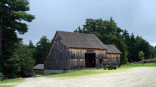 Post image for Darling Barn | Picture Massachusetts