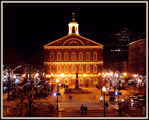 Post image for Faneuil Hall | Picture Massachusetts