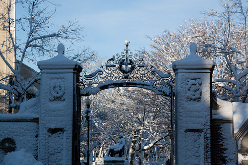 Post image for Harvards Gates | Picture Massachusetts