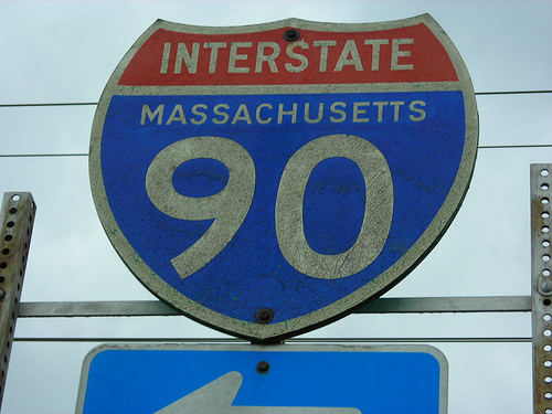 Post image for Interstate 90 | Picture Massachusetts