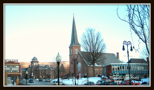 Post image for Main St, North Adams | Picture Massachusetts