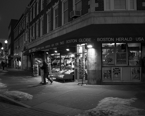 Post image for News Stand | Picture Massachusetts