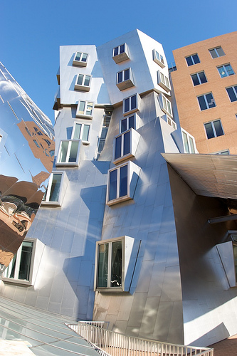 Post image for Stata Building | Picture Massachusetts
