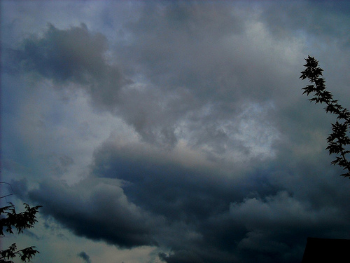 Post image for Storm Clouds | Picture Massachusetts