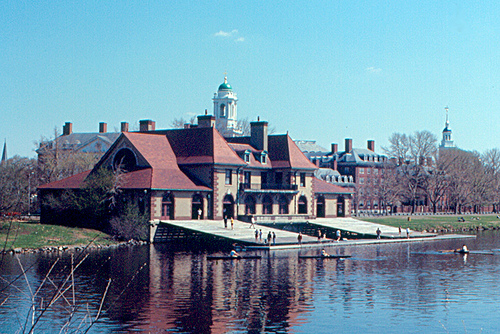 Post image for Weld Boathouse | Picture Massachusetts