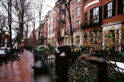 Post image for Beacon Hill | Picture Massachusetts