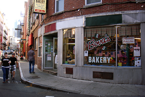 Post image for Bovas Bakery | Picture Massachusetts