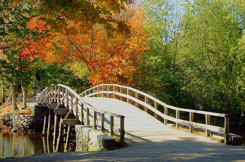 Post image for Concord Bridge | Picture Massachusetts