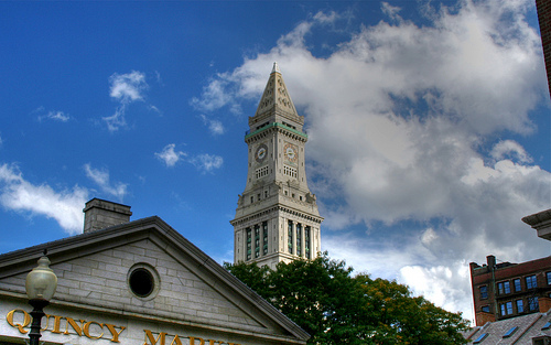 Post image for Boston Custom House | Picture Massachusetts