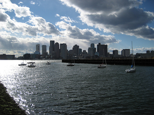 Post image for Boston Skyline | Picture Massachusetts