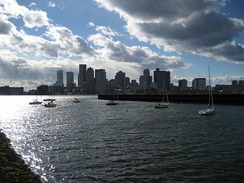 Post image for Boston Skyline | Picture Massachusetts